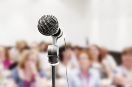 Manage Your Speaking Engagements with an Online Business Manager