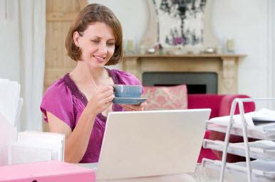 Brenda Violette, Online Business Manager, Violette Business Services