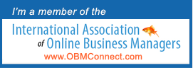 International Association of Online Business Managers - Brenda Violette