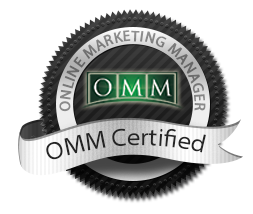 Certified Online Marketing Manager